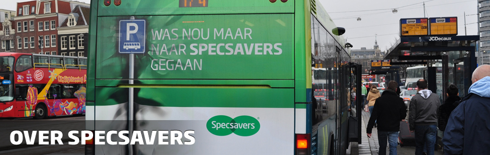 Over Specsavers Banner 2012