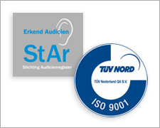 ISO en StAr gecertificeerd Panel 2012